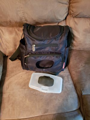 Pañalera Fisher Price. Diaper bag for Sale in Duluth, GA