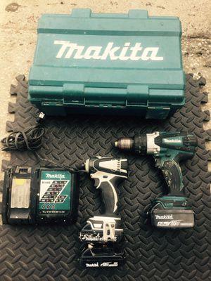 Makita drills sets for Sale in Opa-locka, FL