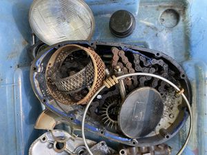 Vintage Classic Motorcycle Parts for Sale in Hastings, MN