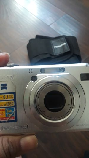 Sony camera for Sale in Orange, CA