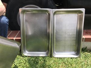Cooking pans set of 4 for $20.00 for Sale in Lynwood, CA