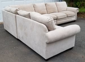 Hudson's Furniture Collection 4 Piece Sectional for Sale in Manassas, VA