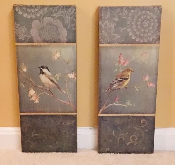 Bird Picture Frames(2)
