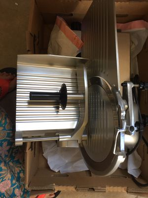Commercial Deli meat slicer, almost new for Sale in Fairfax, VA