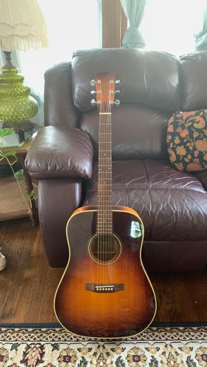 Alvarez acoustic guitar vintage 1980s made in Korea for Sale in Painesville, OH
