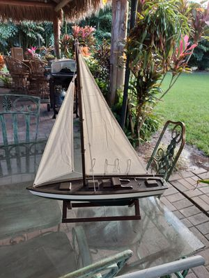 Wooden Sailboats (2) for Sale in Fort Lauderdale, FL