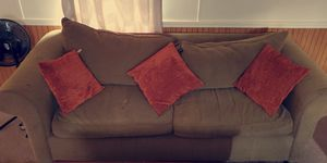 FREE sofa sleeper. Normal wear. Smoke free home. Must pick up for Sale in House Springs, MO