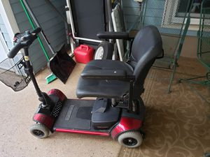 Go go elite electric wheel chair new batteries for Sale in North Haven, CT