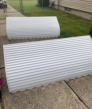 2 Aluminum Awnings for Sale in West Seneca, NY