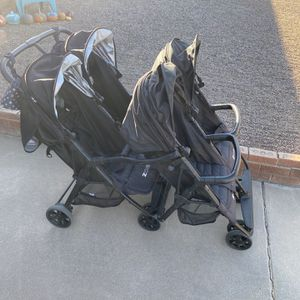 Double And Quad Zoe Stroller for Sale in Tempe, AZ