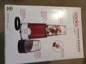 Cooks Power Blender for Sale in Gaithersburg, MD