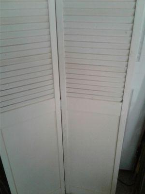 bi-fold metal door 24 by 80 for Sale in Boca Raton, FL