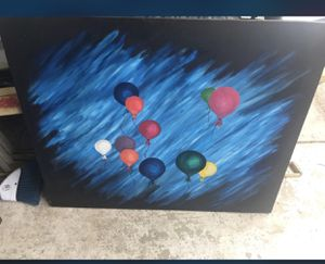 Canvas painting for Sale in Delaware, OH