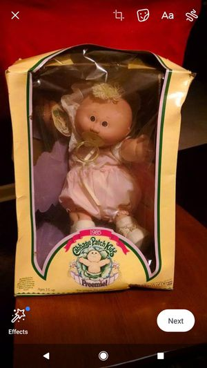 Used, Cabbage patch kids for Sale for sale  Belleville, NJ