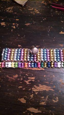 Handmade dog collar and key chain for Sale in Pittman Center,  TN