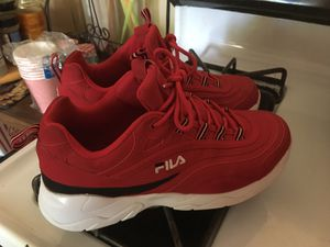 Red filas for Sale in Columbus, OH