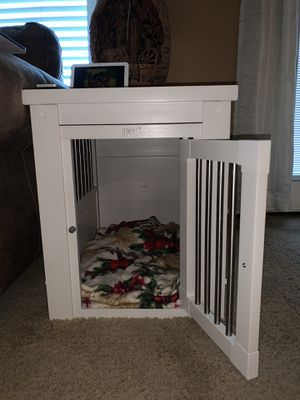Small sized ecoflex dog kennel for Sale in Maricopa, AZ