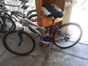 Schwinn mountain bike good condition i put new tires or best offer for Sale in Santa Ana, CA
