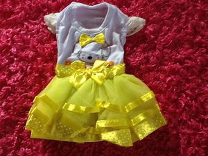 X/S Doggie Party/Play Date Dress for Sale in Dallas, TX