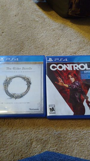 PS4 games for Sale in Westminster, CO