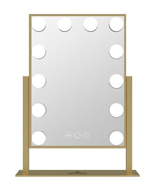 IMPRESSIONS Vanity Hollywood Tri-Tone XL Makeup Mirror for Sale in Monroe, WA