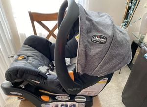 Chicco Bravo Infant Car Seat Key Fit 30 for Sale in Dallas, TX