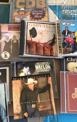 Old Country CDs for Sale in Visalia,  CA