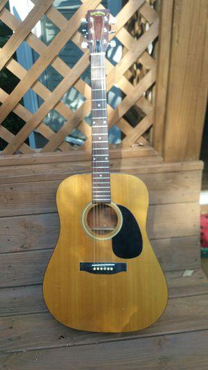 Beautiful Sigma acoustic guitar a classic very nice for Sale in Marietta, GA