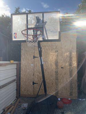 Basketball hoop for Sale in Turlock, CA