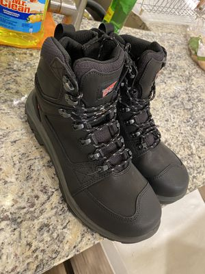 NWB RED WING 3532 Size 9 EE Safety Toe Waterproof Work Men's Boots RETAIL $240 for Sale in Spring, TX
