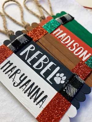 Custom Stocking Tags for Sale in Citrus Springs, FL