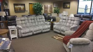 Brand new reclining sofa and loveseat set for Sale in Portland, OR