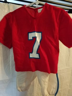 Lil Quarterback toddler size costume for Sale in Ontario, CA