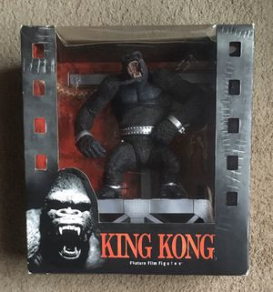 McFarlane King Kong Movie Maniacs Box Set for Sale in Redford Charter Township, MI