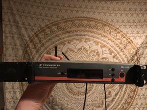 Sennheiser EM 100 G3 Wireless Receiver And Transmitter !!! WITH RACK MOUNT KIT! for Sale in Lexington, KY