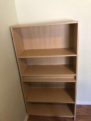 Plywood Book Shelves for Sale in Zephyrhills, FL