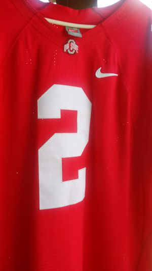 OSU authentic Nike #2 stitched jersey for Sale in Norton, OH