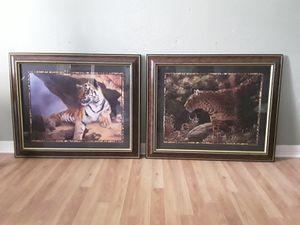 Home interior safari theme decorations. for Sale in Marrero, LA