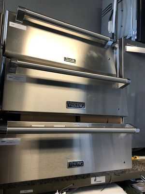 stainless steel warming drawer THERMADOR and VIKING //free delivery for Sale in Phoenix, AZ