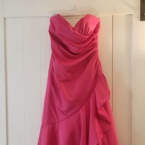 Perfect Cut Pink Mermaid Ballgown Size 8 for Sale in Manchester, CT