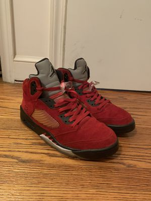 Air Jordan 5 Raging Bulls Size 12 for Sale in Suffield, CT