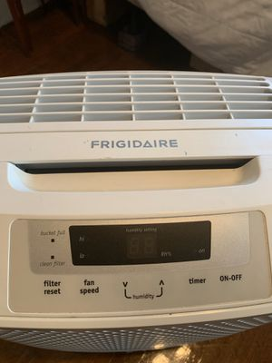 Frigidaire dehumidifier for Sale in Houston, TX