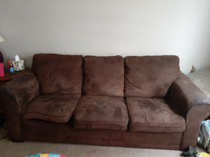 Couch and loveseat for Sale in Hartford, MI