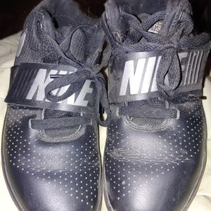 Nike Size 3 Basketball Shoes for Sale in Merced, CA