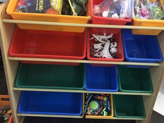 Humble Crew Kids Toy Storage Organizer for Sale in Sugar Land,  TX