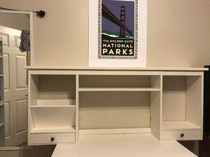 IKEA Hemnes desk hutch for Sale in Orlando, FL