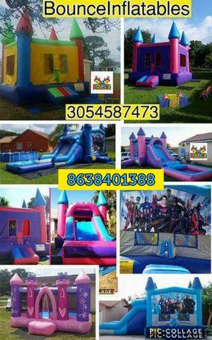 BounceHouse&WaterSlide for Sale in Hialeah, FL