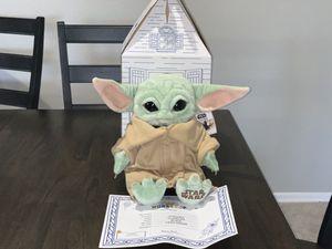 Baby Yoda - The child Build A bear - The Mandalorian for Sale in Phoenix, AZ
