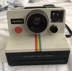 retro polaroid sx-70 one step land camera for Sale in Boca Raton, FL