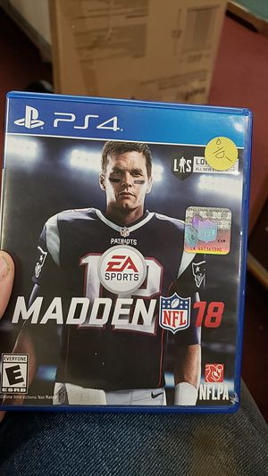 Ps4 game for Sale in Newark, OH